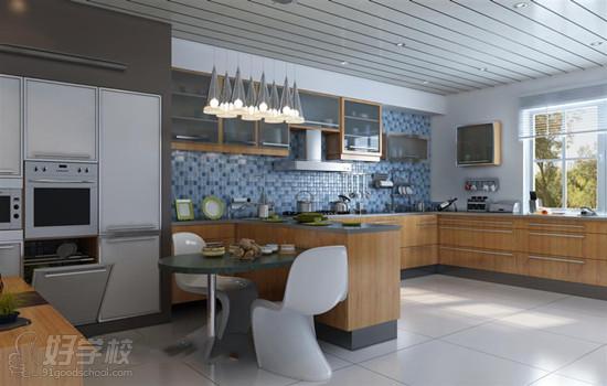 室内设计师如何把厨房变成风水宝地?