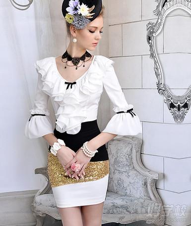 上海东华服装设计