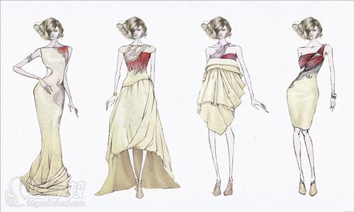 设计师入门:如何进行服装设计的构思?