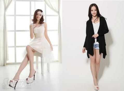 广州平面模特培训班-广东轻工职业技术学院美容化妆