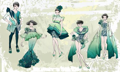 服装设计入门:服装风格是怎样分类的?