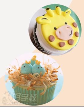 广州cupcake纸杯蛋糕培训班