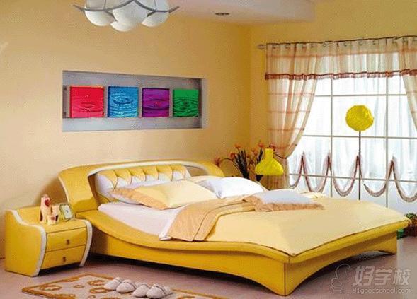 室内设计中的色彩设计