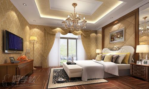 室内设计:主卧室设计要注意六大点