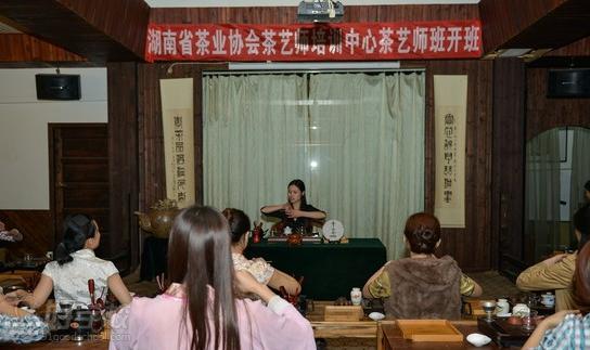 湖南省茶业协会教学环境