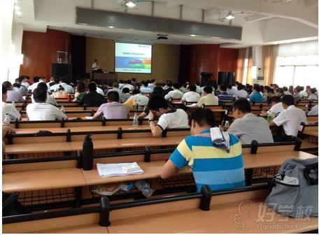 广大土木工程学院教学环境