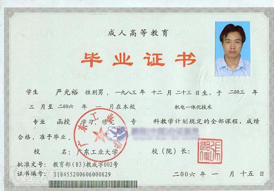 广东工业大学成考 商务英语 专升本广州班