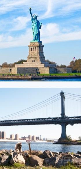 美国标志性建筑图