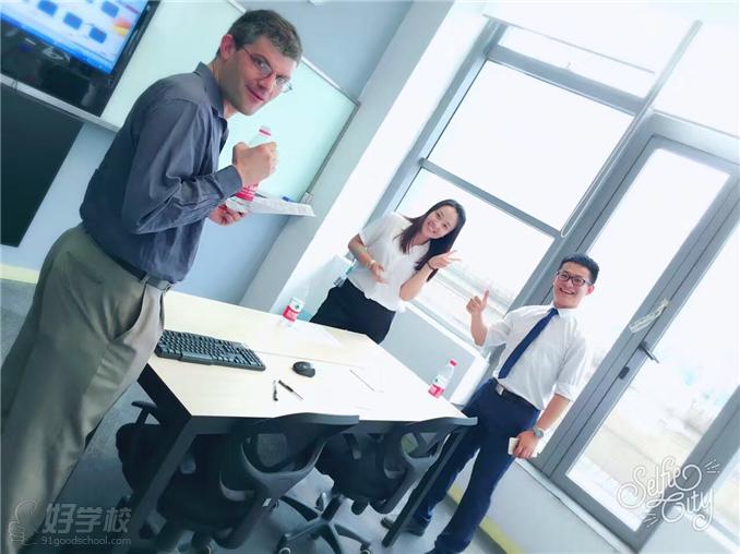 北京商务口语提升培训班-北京精英英语培训学