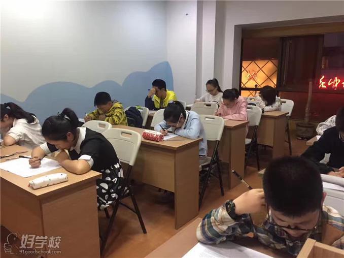 杭州教材初中教育提高学习班-杭州启扬同步-【感动作文的我初中让事图片